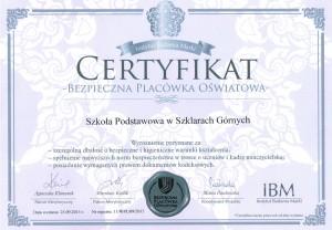 certyfikat-male