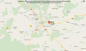 Lokalizacja PSZOK 1