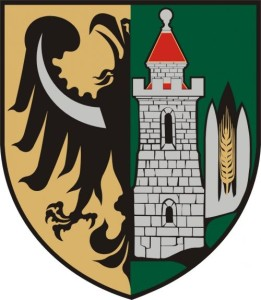 herb Gmina Lubin-maly